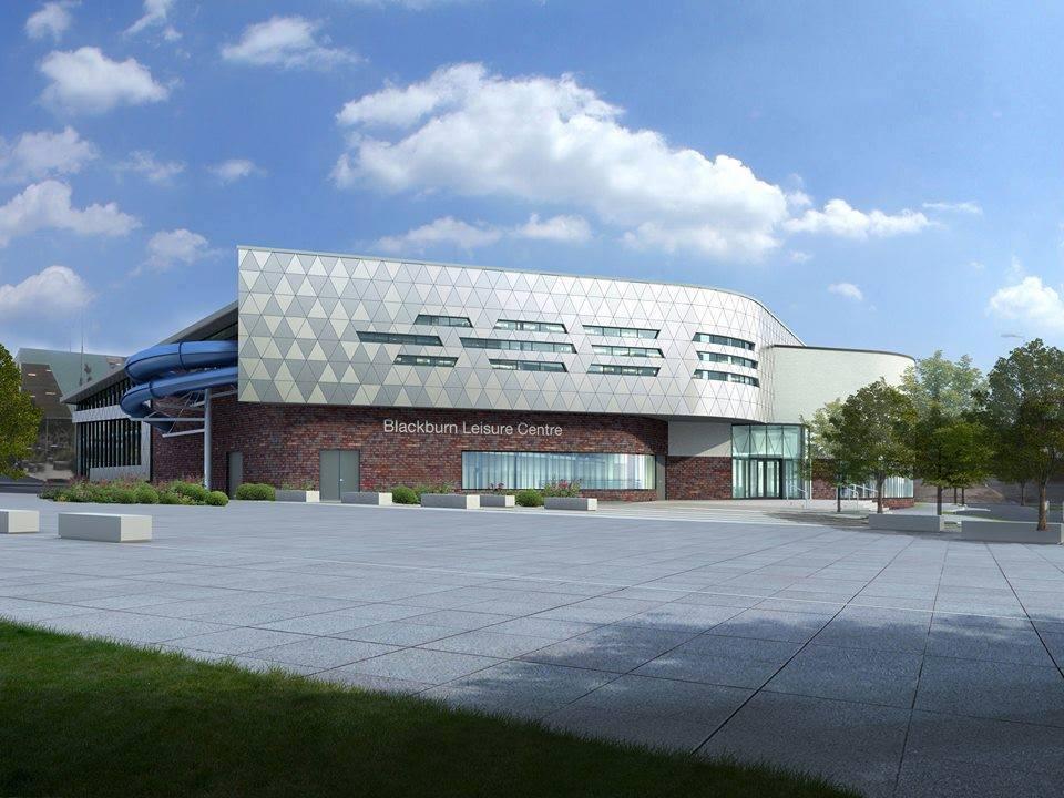 Blackburn leisure centre